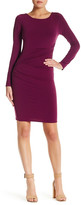 Velvet by Graham & Spencer Twist Back Stretch Jersey Dress