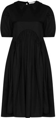 Cecilie Bahnsen Malou puff-sleeve dress