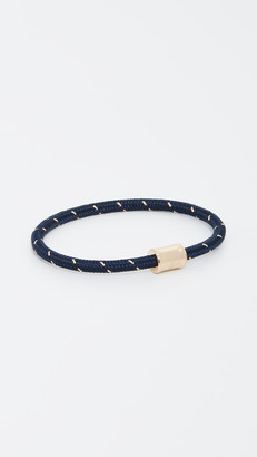 Miansai Mini Single Bracelet