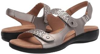 Trotters Teresa (Black) Women's Shoes