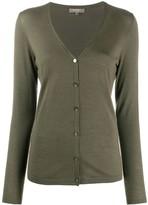 N.Peal v-neck cashmere cardigan