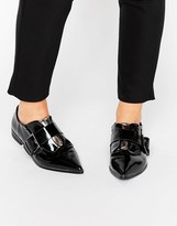 Asos MAGPIE Pointed Flat Shoes