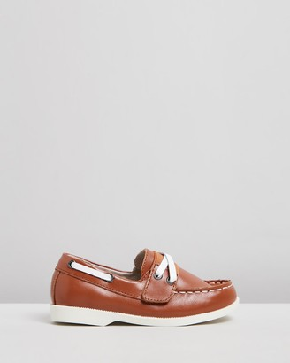Little Fox Shoes - Brown Loafers - Richmond Loafers - Size One Size, 23 at The Iconic
