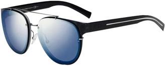 Christian Dior Blacktie143S Round Sunglasses