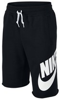 Nike Boy's 'Alumni' French Terry Knit Shorts