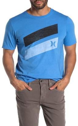 Hurley Icon Slash Short Sleeve T-Shirt