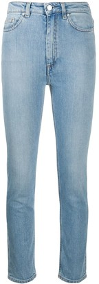 Totême Skinny Mid-Rise Jeans