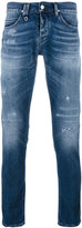 Cycle distressed slim-fit jeans - men - Cotton/Polyurethane - 32