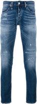 Cycle distressed slim-fit jeans - men - Cotton/Polyurethane - 32