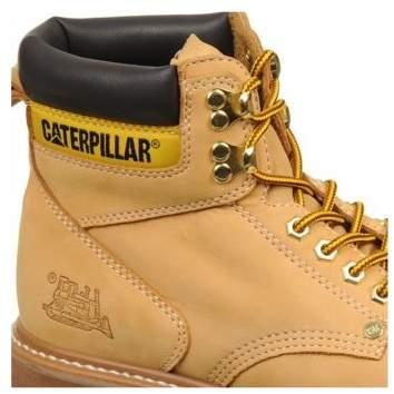 Caterpillar Men's Second Shift Medium/Wide Soft Toe Work Boot