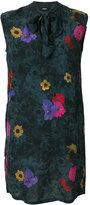 Diesel floral print dress - women - Rayon - XS