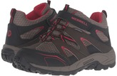 Merrell Hilltop Mid Quick Close Waterproof (Little Kid)