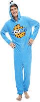 Asstd National Brand Sesame Street Cookie Monster Union Suit