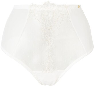 Something Wicked High Waisted Briefs