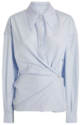 Lemaire Twisted Long-Sleeved Shirt