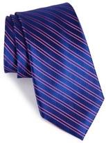 Nordstrom Men's 'simple Stripe' Silk Tie