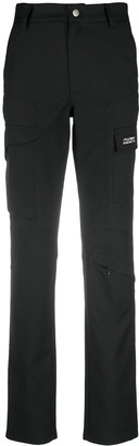 Misbhv Side Pockets Straight Trousers