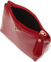 Diane von Furstenberg Faux patent-leather on-the-go essentials kit