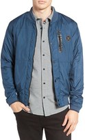 Hurley Men's All City Stealth Bomber Jacket