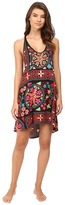 Josie Quilted Mojave Apron Chemise