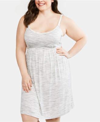 Motherhood Maternity Nursing Nightgown
