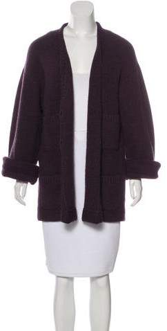 Chanel Oversize Cashmere Sweater