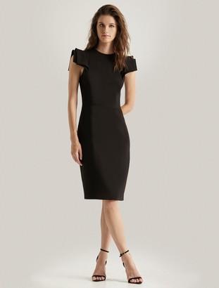 Halston Slim Fit Dress