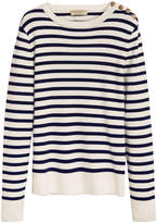 Burberry breton stripes sweater
