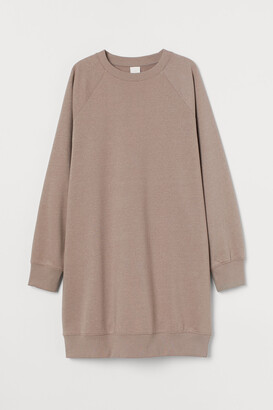 H&M Sweatshirt Dress
