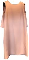 Valentino Wool mid-length dress