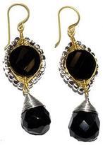 Ananda Crystal Drop Earring