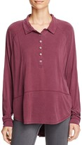 Free People Rose Oversize Shirt