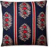 Dransfield and Ross Floral Americana 20x20 Pillow, Multi
