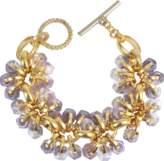 Aris Geldis Light amethyst bracelet