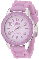 Lacoste Women's Rio 2000688 Rubber Quartz Watch with Dial