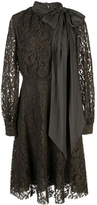 Sachin + Babi lace overlay dress