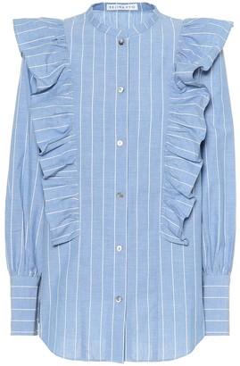 REJINA PYO Isla cotton and linen shirt