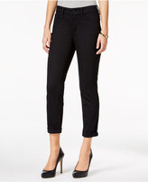 NYDJ Alina Tummy-Control Convertible Ankle Jeans