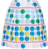 DELPOZO White Skirt for Women