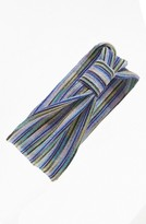 Tasha Stripe Knot Head Wrap