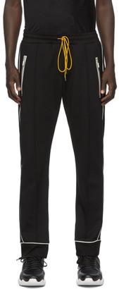 Rhude Black Smoking Trousers