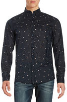 Selected Printed Cotton Sportshirt