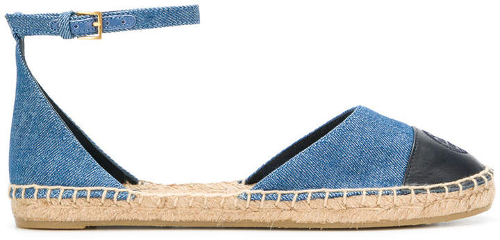 Tory Burch ankle strap espadrilles