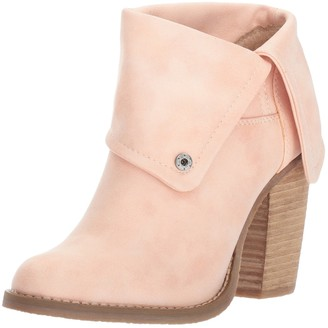 Sbicca Women's Chord Ankle Bootie 8.5 B US