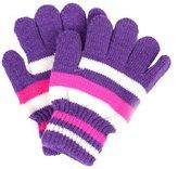 MEXUD Children Girls Boys Kids Magic Elastic Mittens Knitted Gloves Winter Warmer