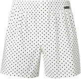 Dolce & Gabbana polka dot swim shorts - men - Cotton - 3