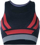 Lndr - cropped sports top - women - Polyamide/Polyester/Polypropylene/Spandex/Elastane - XS/S