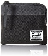 Herschel Men's Johnny, Black/Dark Shadow, One Size