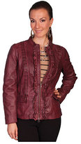 Scully Women's Hand Finished Lamb Jacket L654