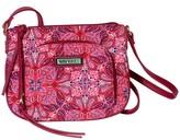 Waverly Women's Paisley Crossbody Handbag - Pink